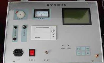 真空度测试仪的特点和使用说明