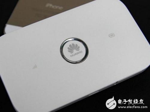 华为推出5G随行WiFi 为非5G智能设备加速
