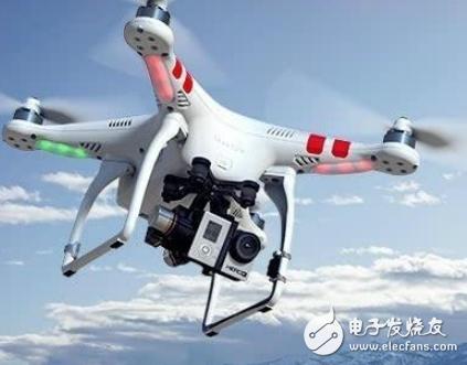 美国成功研发无人机交管系统 解决无人机安全事件频发的问题