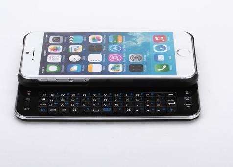 滑盖式设计的iPhone曝光将搭载外接键盘