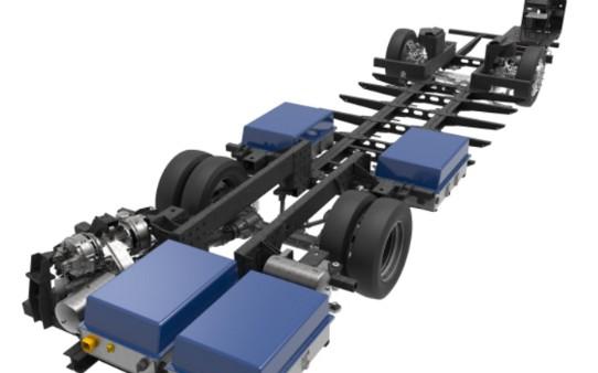 Equipmake新電動公交車動力系統,明年或將投入使用