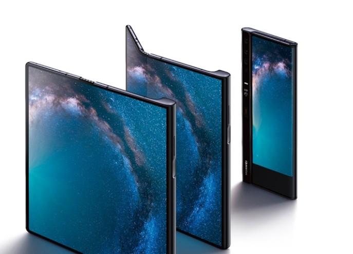 华为Mate X 5G折叠屏手机终于要开售了 1...