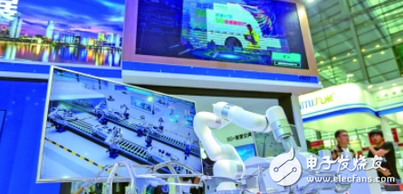机器人走向行业应用 5G催生机器人产业新机遇