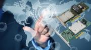 Microchip Adaptec智能存储适配器,可与其他服务器组件实现无缝互操作