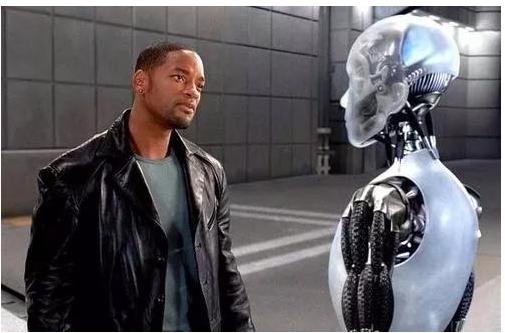 科幻片机器人成真我们应该怎样做