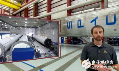 美国发布VR演示视频 充分展示载人航天飞船的建造...