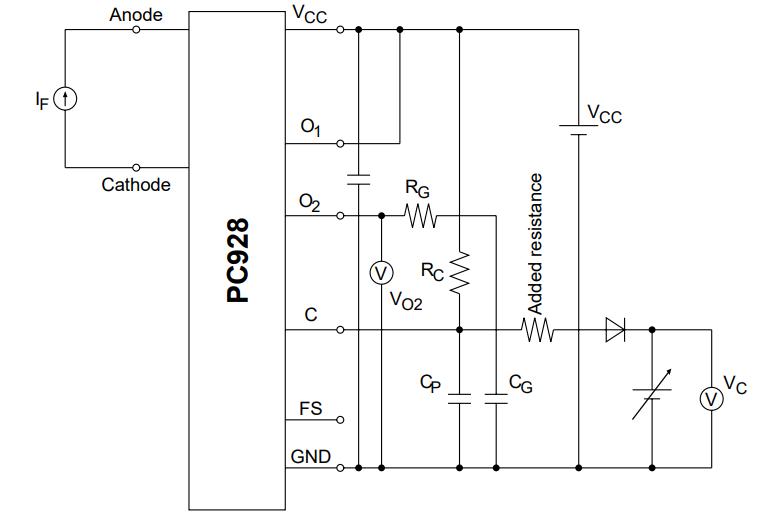 PC928一种适用于逆变驱动IGBT的光电耦合器短路保护电路的数据手册