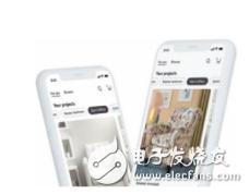 Wayfair新版本增加了AR功能 更加方便客户...