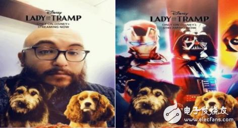 Snapchat推出《淑女与流浪汉》电影 通过A...