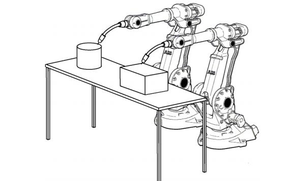 ABB机器人的MultiMove应用手册免费下载