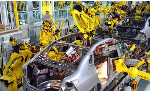 工業機器人的靈動性依靠的是什么