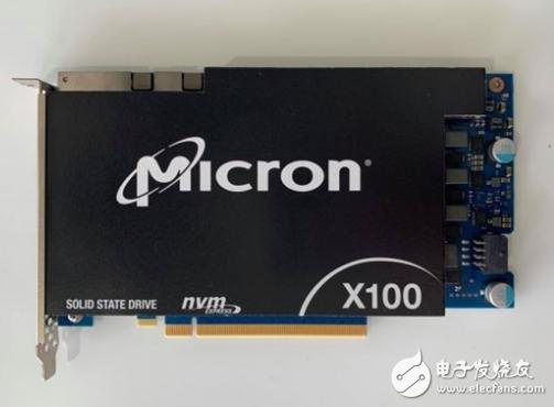 美光推出X100 NVMe企业级SSD产品 直接叫板Intel傲腾勇气十足