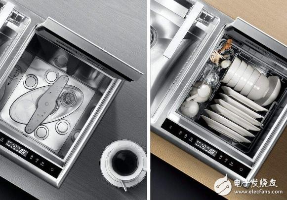 洗碗机想要普及 核心技术是重要方向