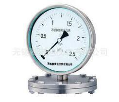 压力检测仪表的正确安装及注意事项