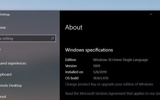 微软11月版Windows 10将大规模升级,更新或需两天时间