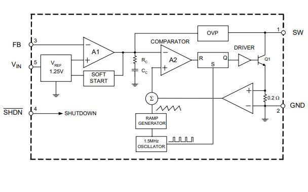 ZCC6311升压芯片的数据手册免费下载