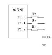 单片机实现温度检测电路的设计