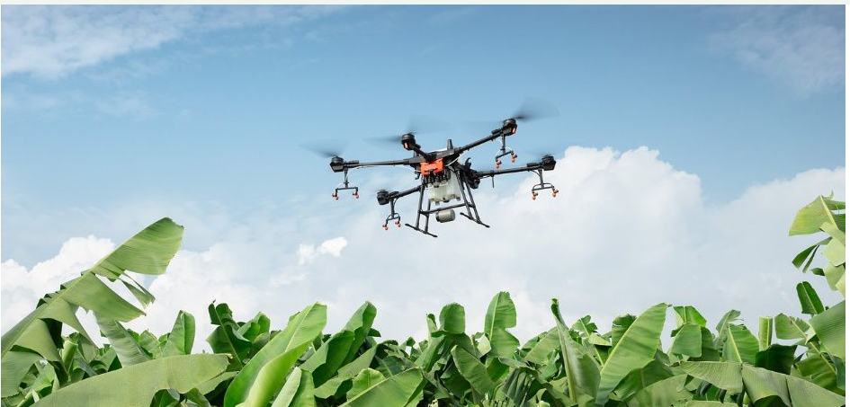 在空中的无人机有可能在拍你吗