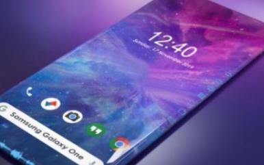 三星3D弧形屏专利曝光,未来的手机长这样