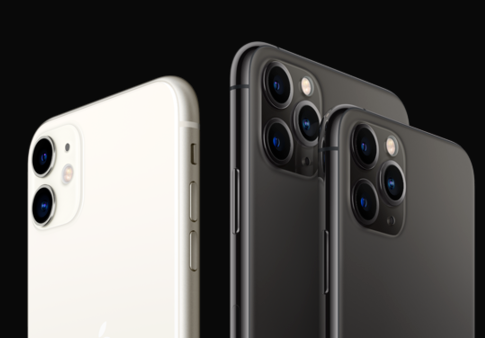 苹果向iPhone用户正式推送了iOS 13.2...