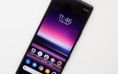 索尼將在2020年推出涵蓋低中高三大領域的智能手機