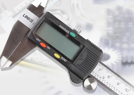 数显卡尺的使用方法及注意事项