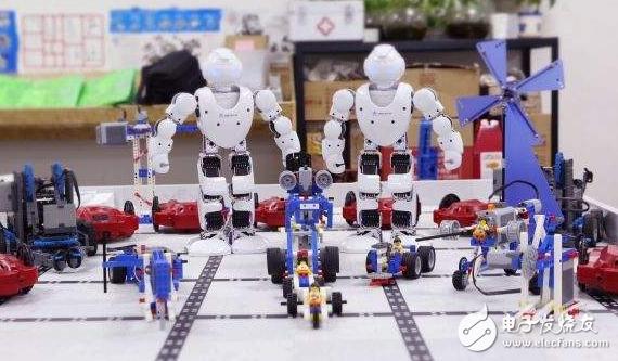 国家推荐性标准正式启动 教育娱乐机器人发展开始步入正轨