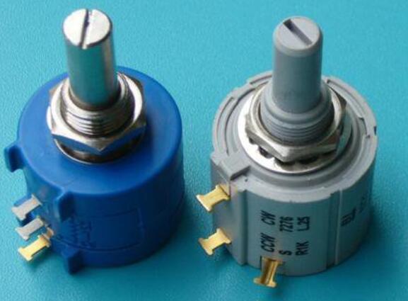 电位器阻值表示及选用方法