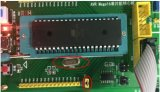 利用畅学AVR16核心板上的解锁功能给芯片解锁