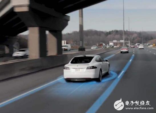 無人駕駛汽車未來真正的挑戰在于高水平的互連性