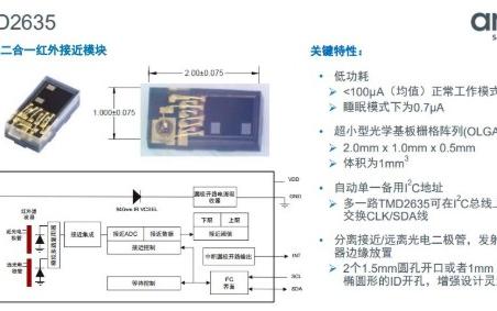 接近传感器在TWS耳机有什么功能?