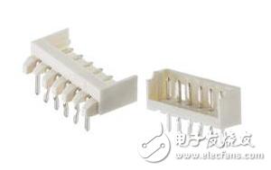 Micro-Latch 2.00毫米线对板连接器...