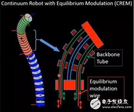 新型连续体机器人实现了多尺度运动 打开了复杂显微外科手术的世界