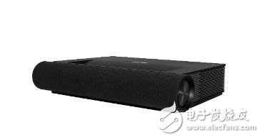 虹激光电视4K A3 Pro亮相 带来影院级的家庭观影享受