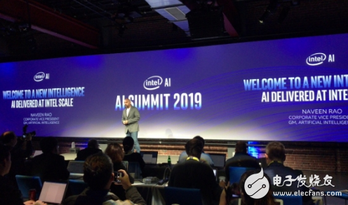 英特爾加快豐富AI產品 迎接下一波人工智能浪潮的到來