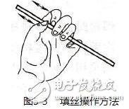 氩弧焊用什么焊丝_氩弧焊填丝方法