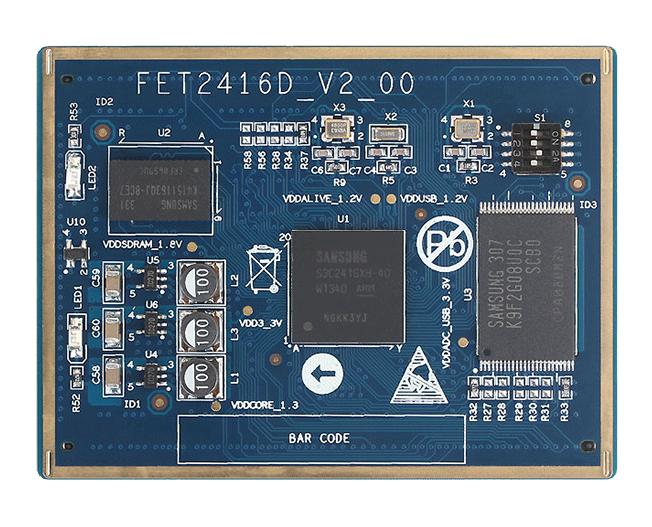 飞凌嵌入式FET2416核心板介绍