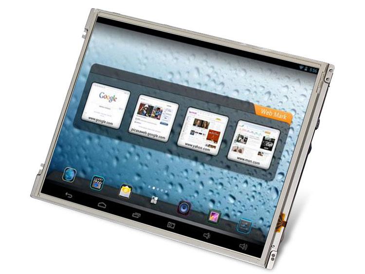 飞凌嵌入式10.4吋LCD液晶屏简介