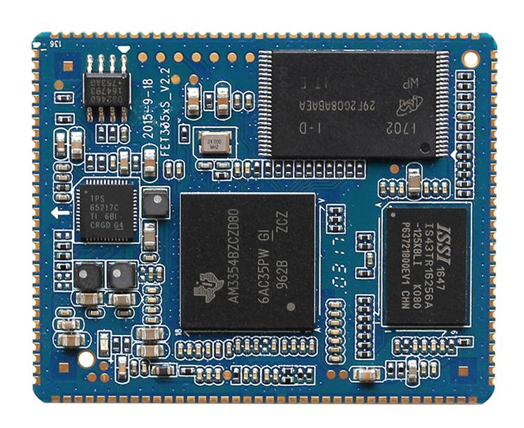 飞凌嵌入式FET335xS工业级核心板介绍