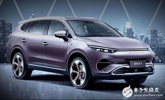 比亚迪与奔驰合作 新车有纯电动和插电混合动力两个...