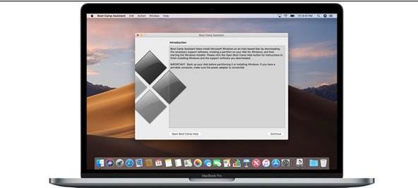 最新款MacBook Pro不支持启动转换,新的程序来了