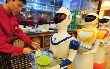 在未来地球上的机器人将无处不在