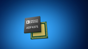 贸泽电子发布Analog Devices ADF437x合成器