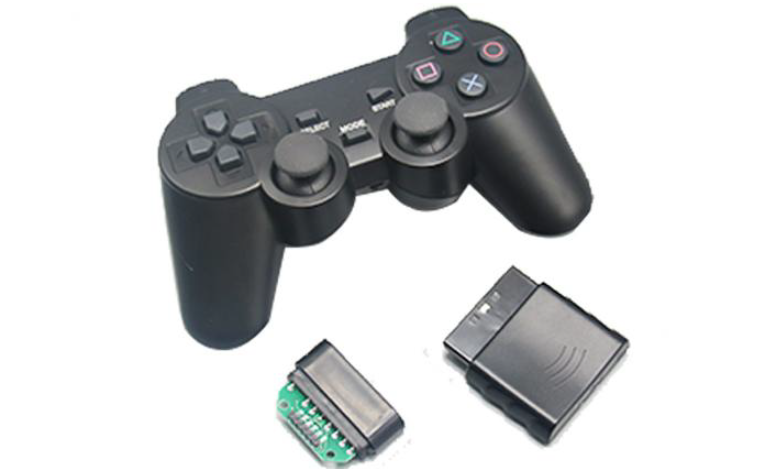 PS2无线遥控手柄的使用说明书免费下载