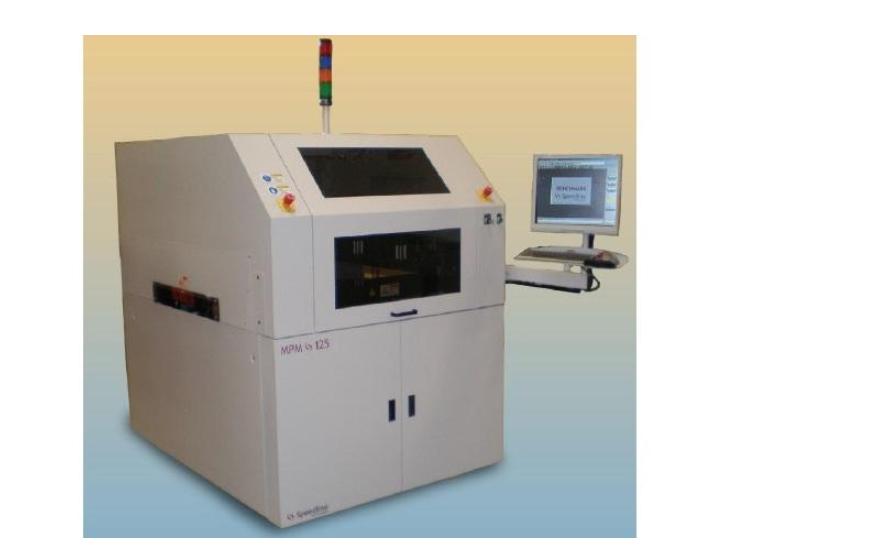 MPM125全自动印刷机的中文操作说明书免费下载