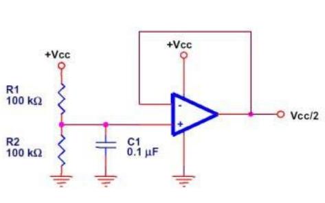 单电源运算放大器的应用合集