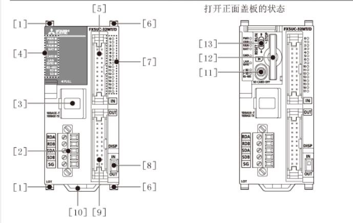 三菱微型PLC FX5U的入门使用手册资料详细概述