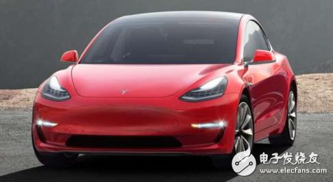 第一批面向用户的国产Model 3交付时间预计在明年1月份