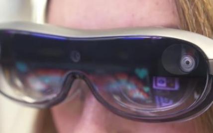 联想发布新款AR眼镜原型,Lenovo AR C...