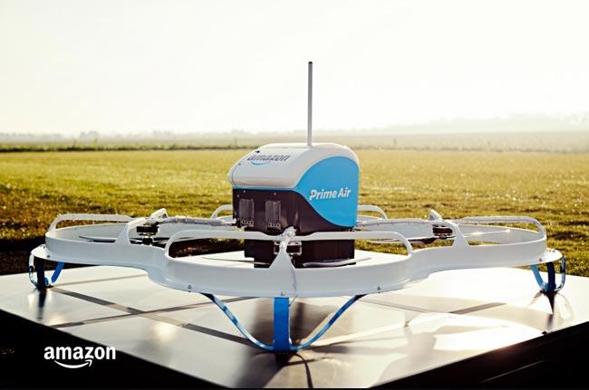 无人机在航运业中的增长趋势